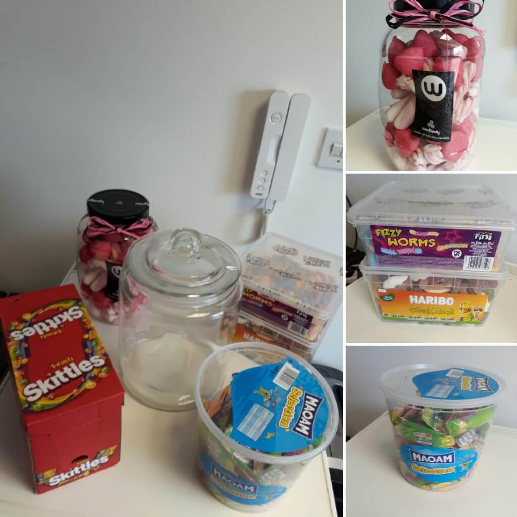 sweets for the long eaton carnival competition