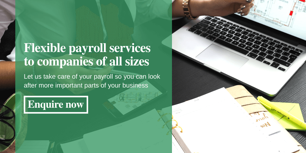 flexible outsourcing payroll services
